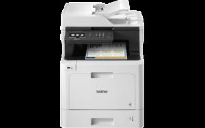 Kolorowa drukarka laserowa MFC-L8690CDW BROTHER