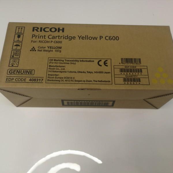 Toner Ricoh P C600