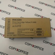 Toner Ricoh P c600 yellow